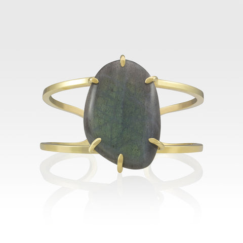 Labradorite Cuff Medium