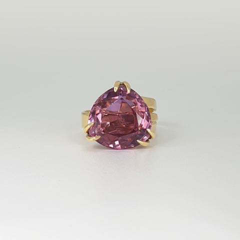 Multi-Facet Alexandrite Ring Limited Edition 2