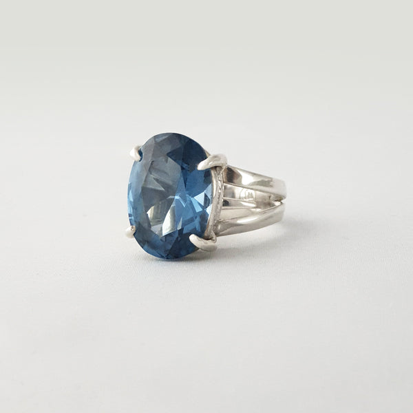 Multi-Facet-Spinel-Ring-Silver-Side