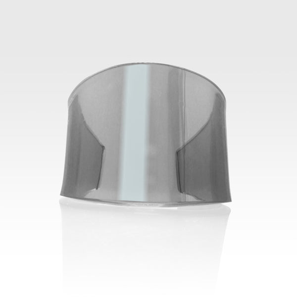 Plexiglas Cuff Light Grey