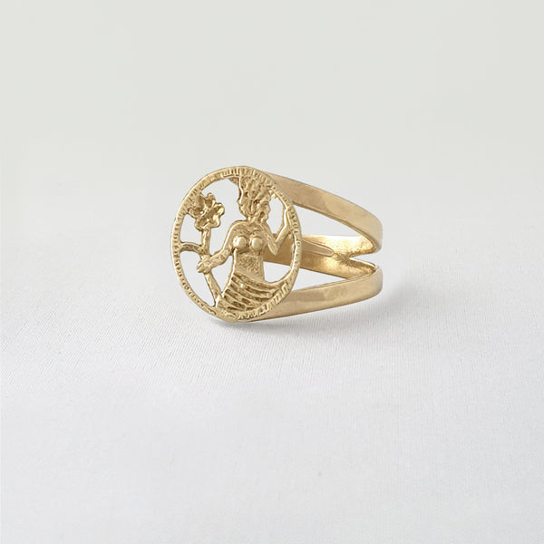 Star Signs Virgo Ring Side
