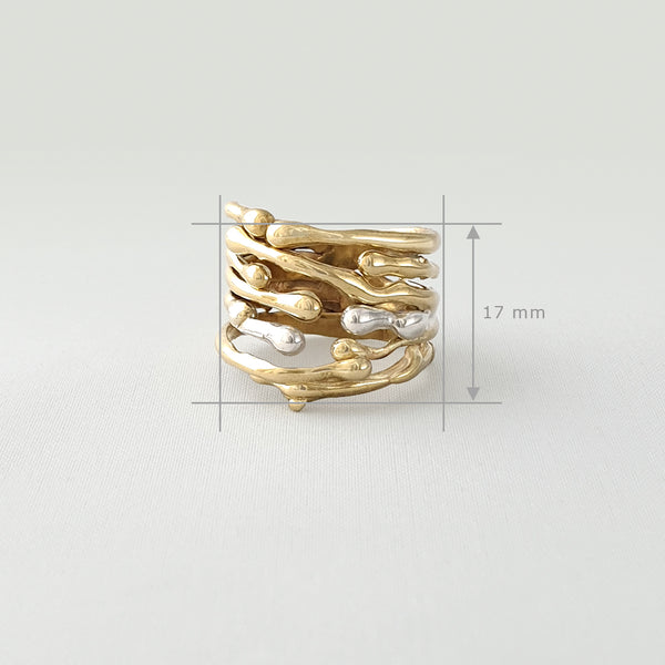 Water Two Tone Ring Measurements