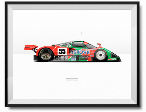 JZA80 GT Artwork
