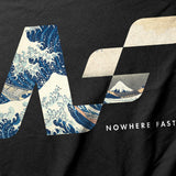 NF Logo The Wave tee