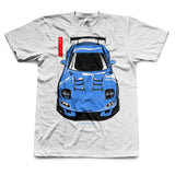Touge Monster hero tee