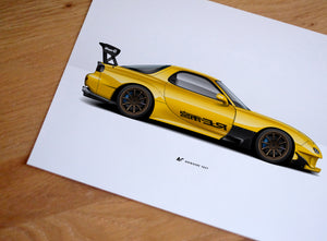 Amemiya FD Ltd. Edition print
