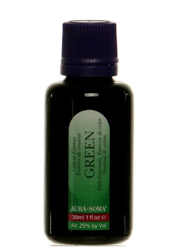 Green Color Essence