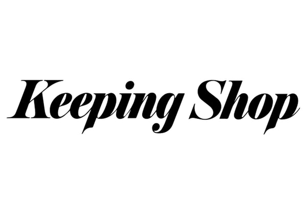 Starting the Third Piece | Keeping Shop