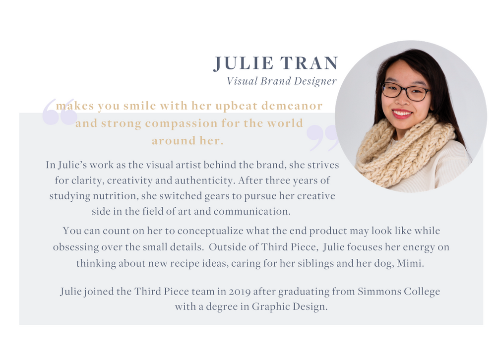 Julie Tran Third Piece