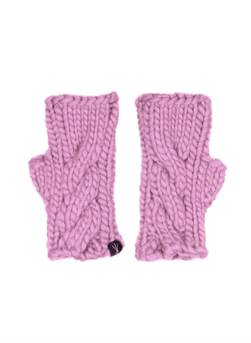Knit Kit: The Beacon Mitts - Intermediate Level