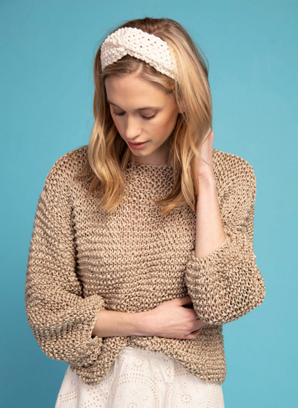 Knit Kit: The Tropez - Intermediate Level