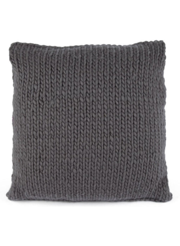 Knit Kit:  The Stockinette Stitch Pillow