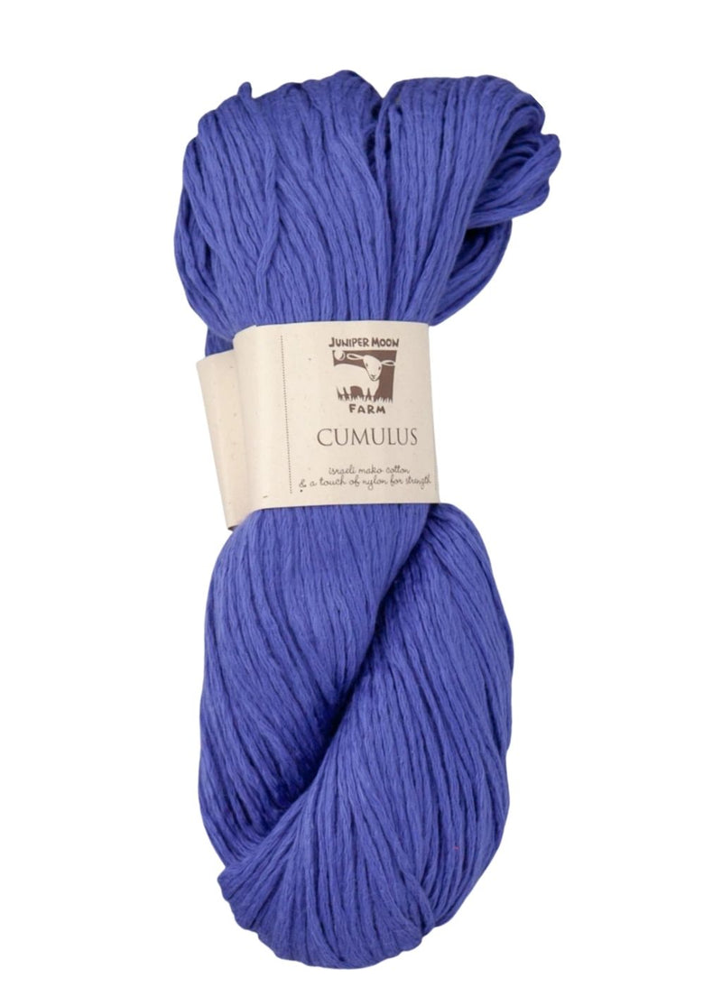 Cumulus Cotton by Juniper Moon: Violet