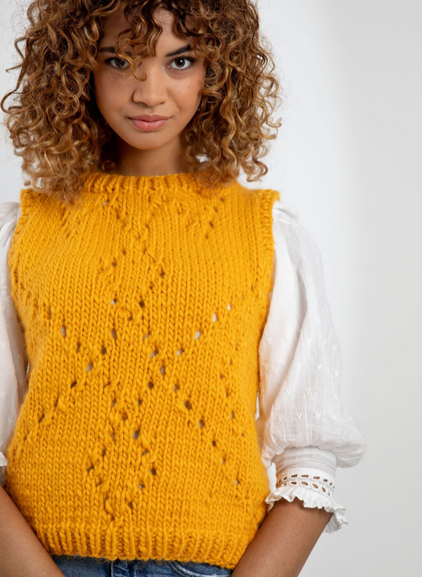 PATTERN - The Molly in 100% Merino