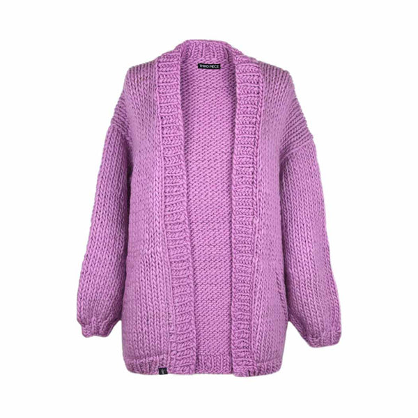 PATTERN - The Ashley Pocket Cardigan