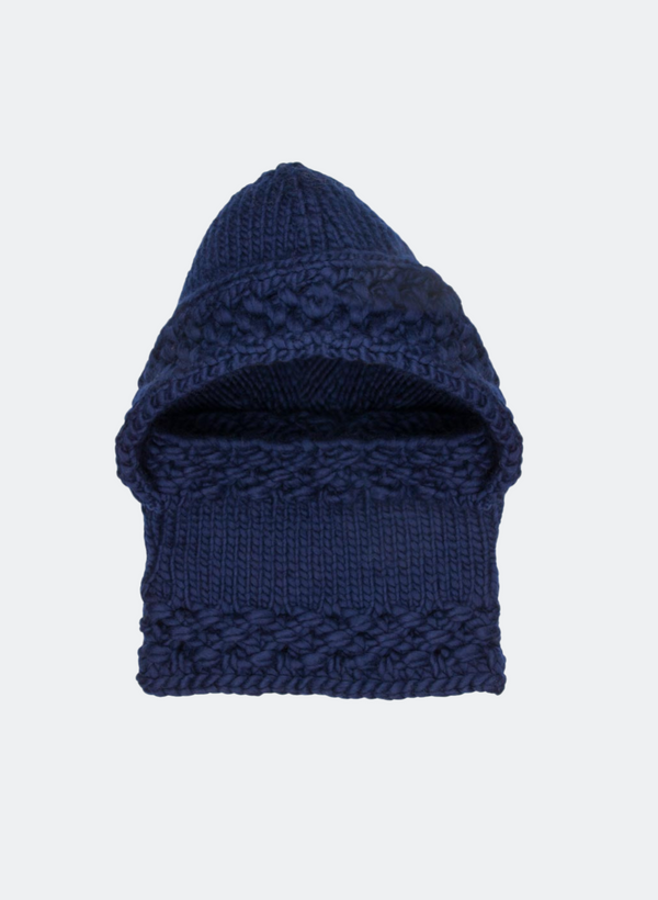 SALE: The Newbury - Hooded Cowl In Navy