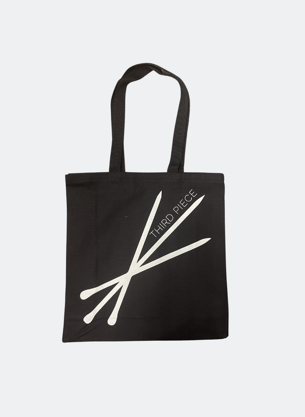 Third Piece - Canvas Tote Bag