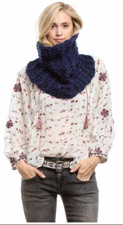 PATTERN - The Huntington Cowl