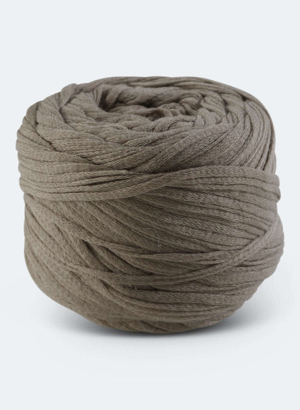 Arborea - 100% Cotton Tape Yarn (Taupe 2209)