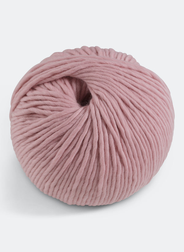Soft Chunky: 100% Super Luxe Merino - Vintage Rose