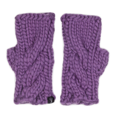 The Beacon Mitts - Free Pattern