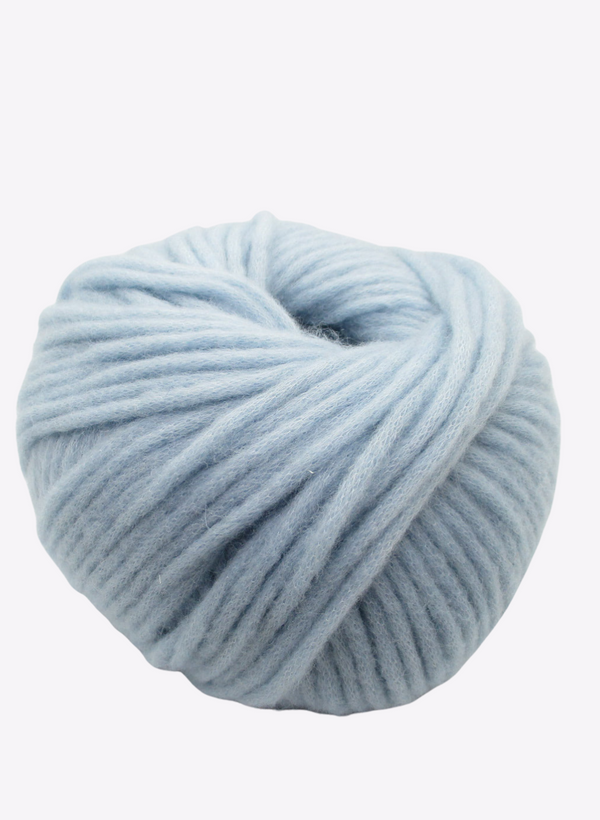 Beatrix - Extrafine Merino, Angora & Nylon - Sky