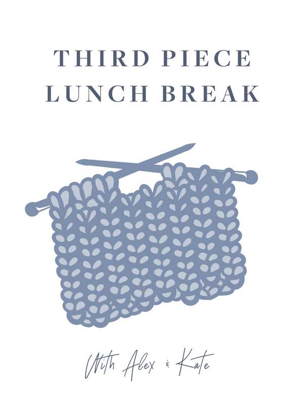 Online Drop-in - The Lunch Break