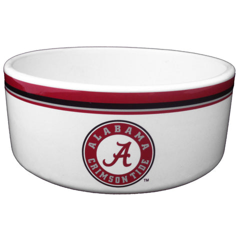 Alabama Crimson Tide Food & Water Bowl
