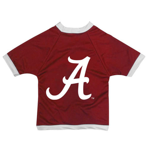 Alabama Crimson Tide Dog Jersey