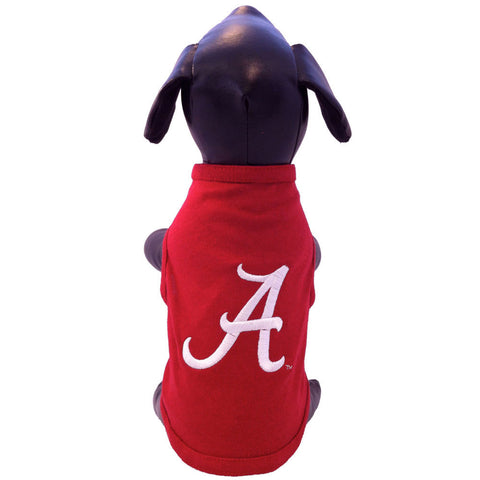 Alabama Crimson Tide Dog Shirt