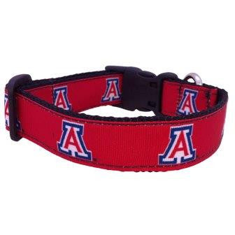 Arizona Wildcats Dog Collar