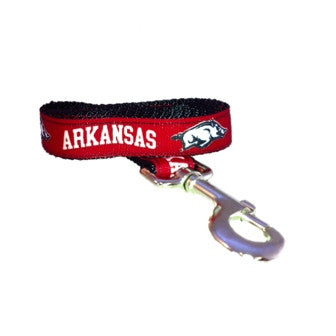 Arkansas Razorbacks Dog Leash