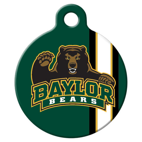 Baylor Bears Dog Tag