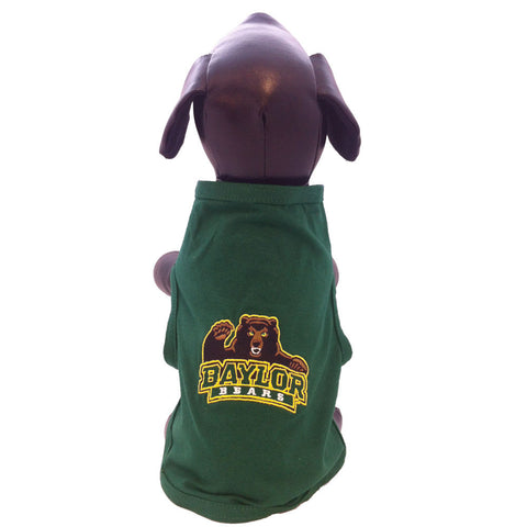 Baylor Bears Dog Shirt