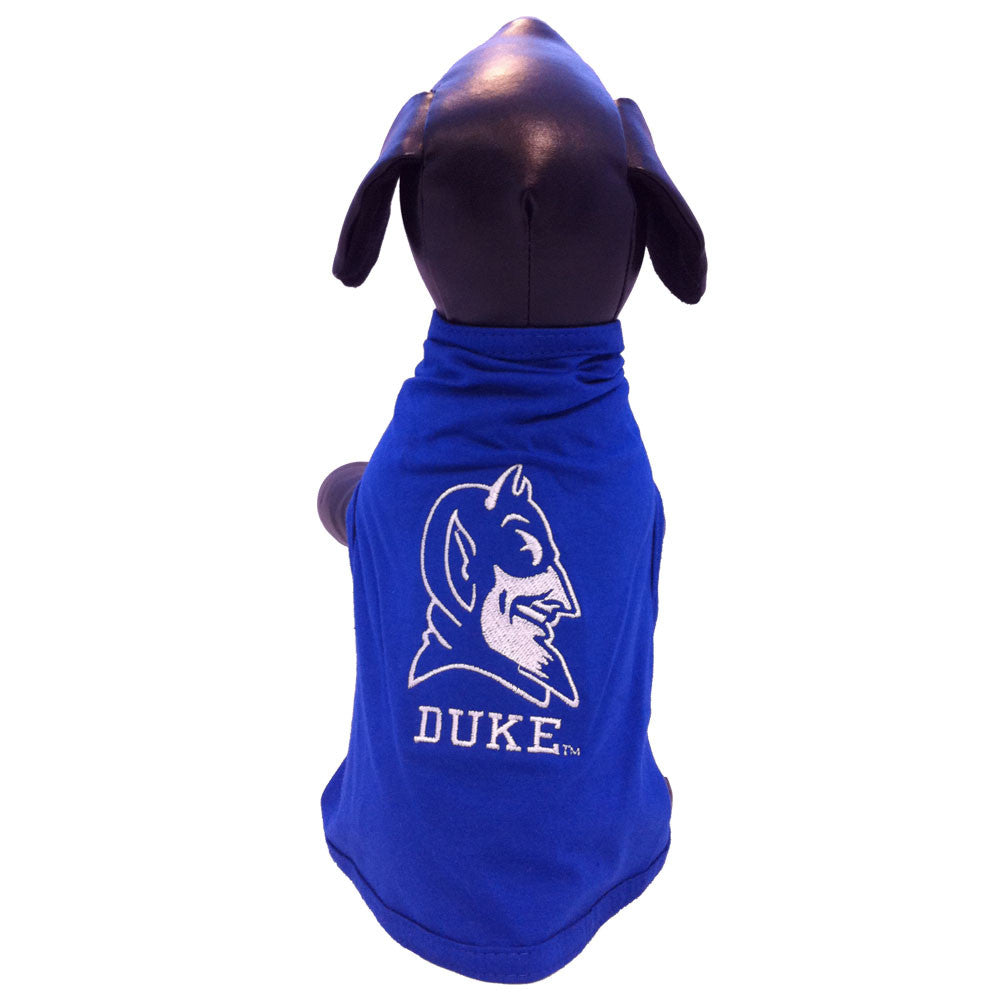 Duke Blue Devils Dog Shirt