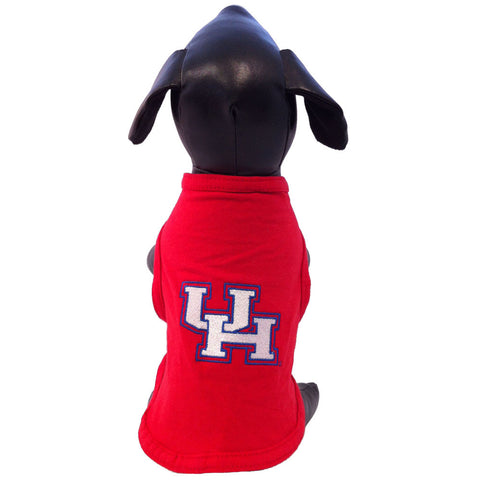 Houston Cougars Dog Shirt