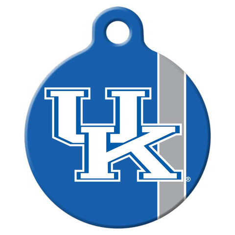 Kentucky Wildcats Dog Tag