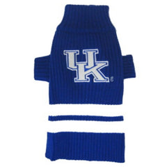 Kentucky Wildcats Dog Sweater