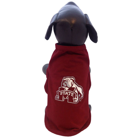 Mississippi State Bulldogs Dog Shirt