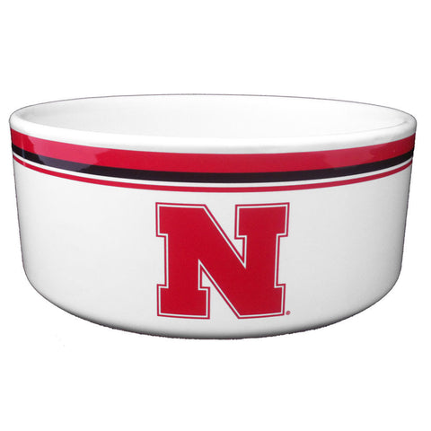 Nebraska Huskers Food & Water Bowl