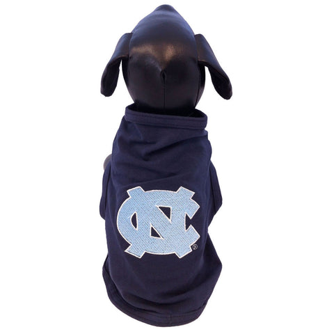North Carolina Tar Heels Dog Shirt