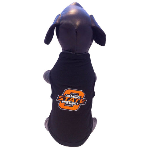 Oklahoma State Cowboys Dog Shirt