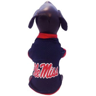 Ole Miss Rebels Dog Jersey