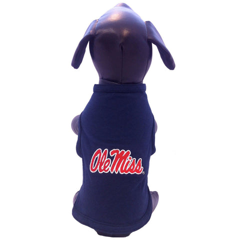 Ole Miss Rebels Dog Shirt