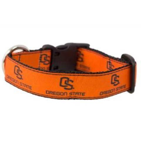 oregon state beavers dog collar