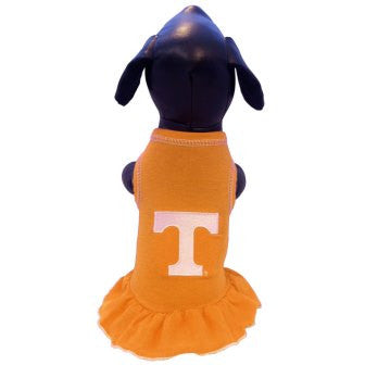 Tennessee Volunteers Cheerleader Dog Dress