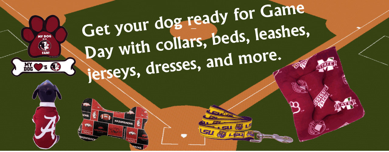 Game Day Dogs Products