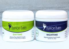 Bunion Balm Day and Night Time Package