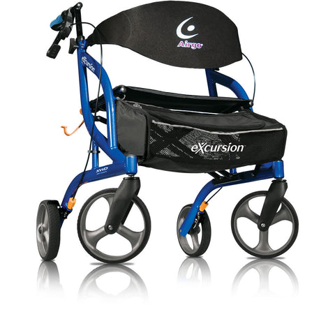 Airgo Excursion XWD Side-Fold Rollator
