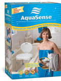 Aquasense Folding Bath Seat with Back